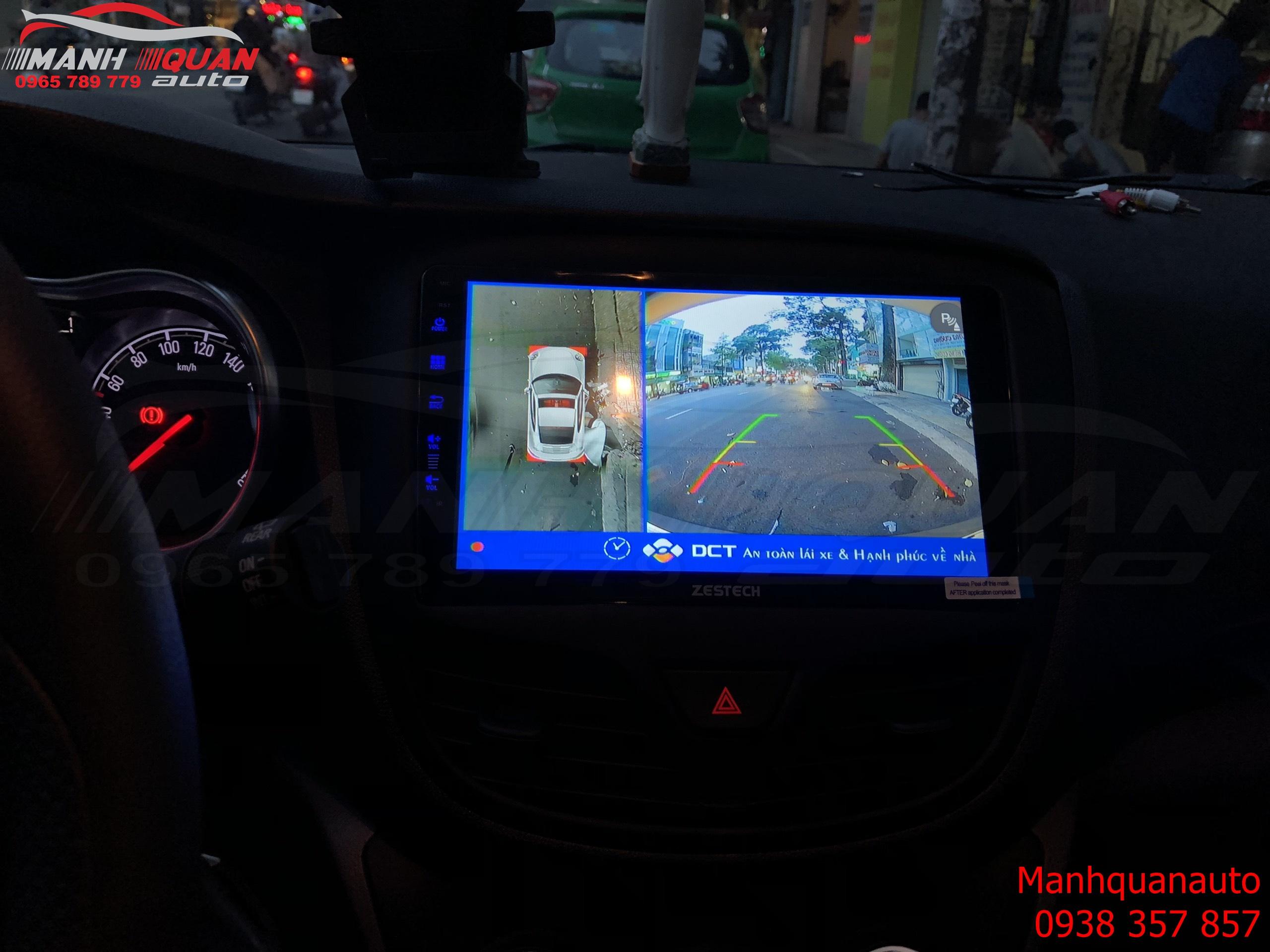 [ Bảng Gía ]Camera 360 DCT Bản T1 Mắt Sony Cho Vinfast Fadil Gỉa Rẻ