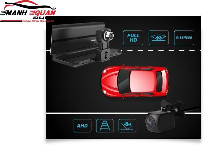 6 Tính Năng Nổi Bật Của Camera hành trình Vietmap D22 – Trợ lý lái xe đa năng