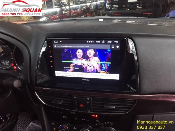 Báo Giá Màn Hình Android Ownice C500+ Cho Mazda 6 - Mạnh Quân Auto