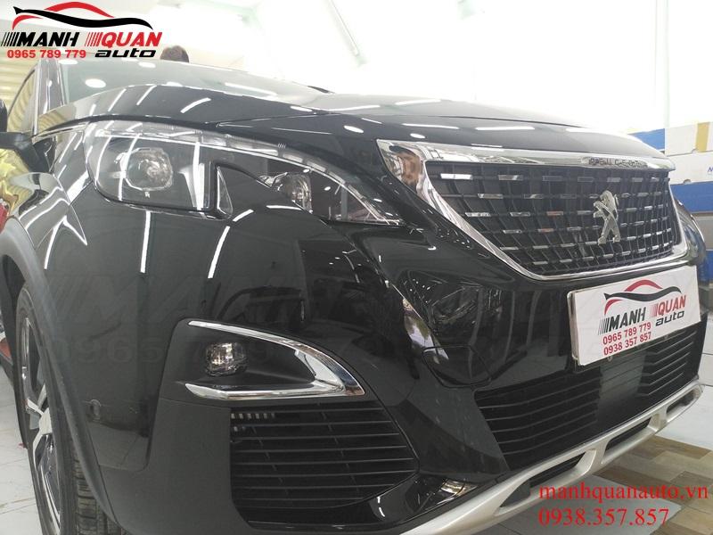 Báo Giá Sơn Phủ Ceramic IGL Cho Peugeot 5008
