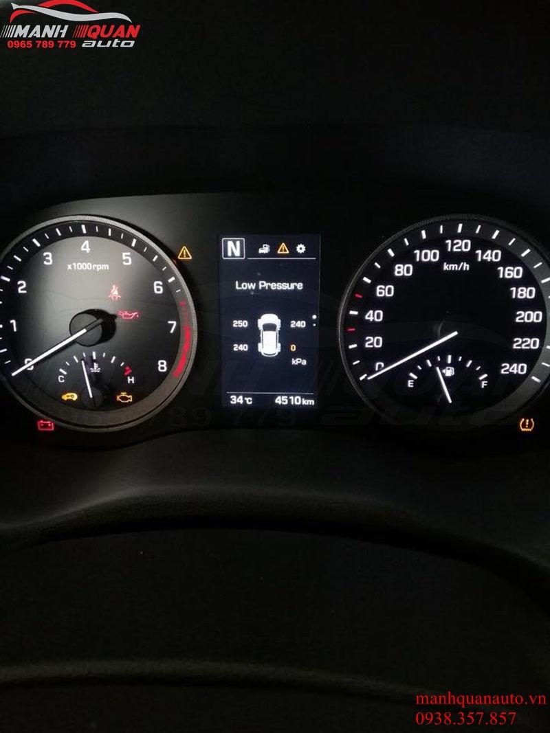 Bộ Cảm Biến Áp Suất Lốp Icar I12 Theo Xe Cho Huyndai Tucson Giá Rẻ