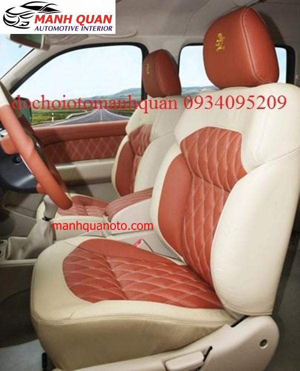 Bọc Ghế Da Cao Cấp Cho Audi Q3