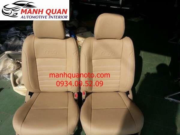 Bọc Ghế Da Cao Cấp Cho Hyundai Sonata | Da Nhập Khẩu Cao Cấp