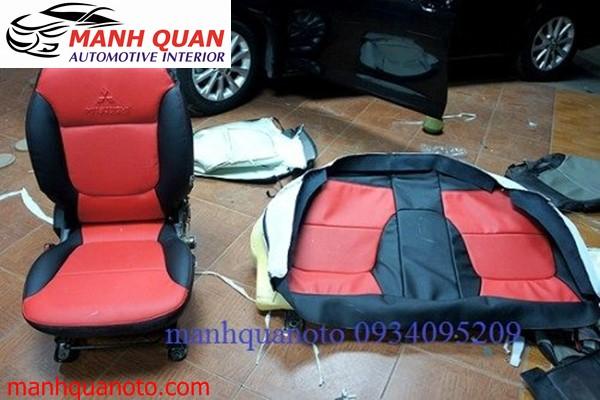 Bọc Ghế Da Cao Cấp Cho Hyundai Sonata