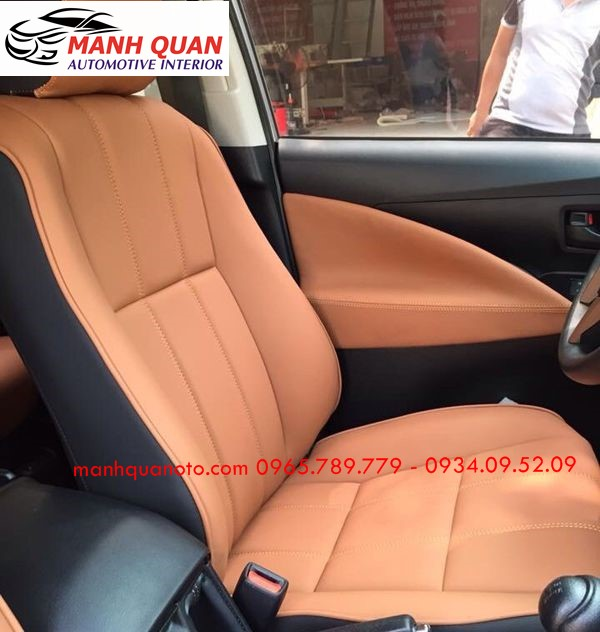Bọc Ghế Da Cao Cấp Cho Mazda MX5 | Da Nhập Khẩu Cao Cấp