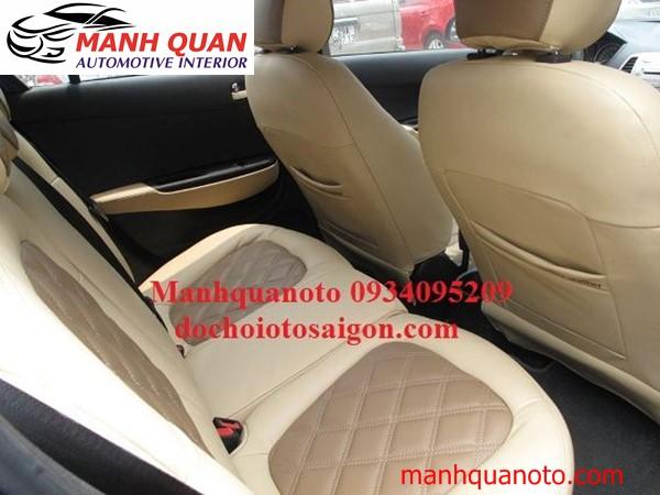 Bọc Ghế Da Cao Cấp Cho Nissan Urvan