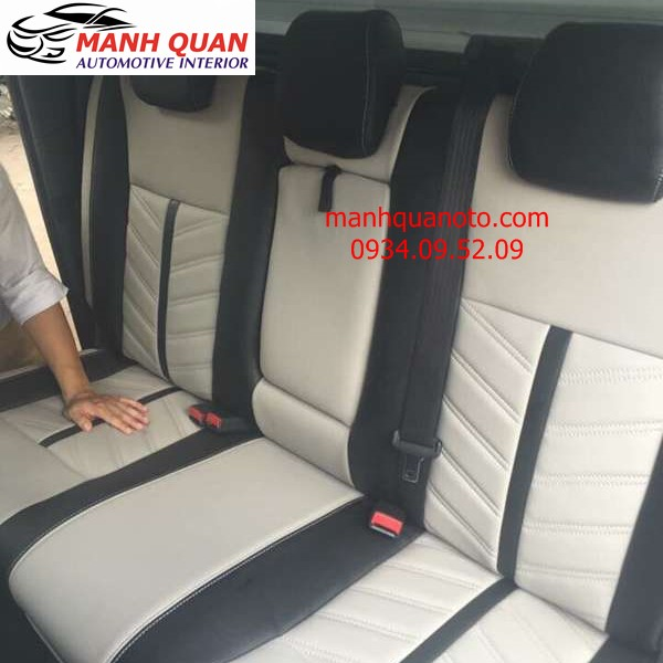 Bọc Ghế Da Cao Cấp Cho Subaru Impreza WRX