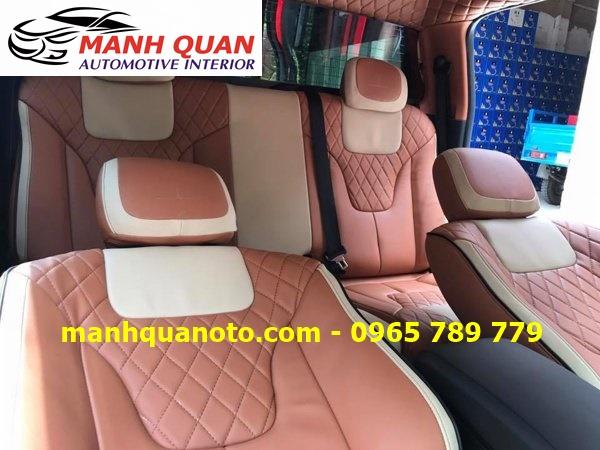 Bọc Ghế Da Xe Chevrolet Orlando 2017 | Đổi Màu Nội Thất Ô Tô