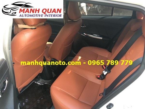 Bọc Ghế Da Xe Hyundai i10 2017   Đổi Màu Nội Thất Ô Tô