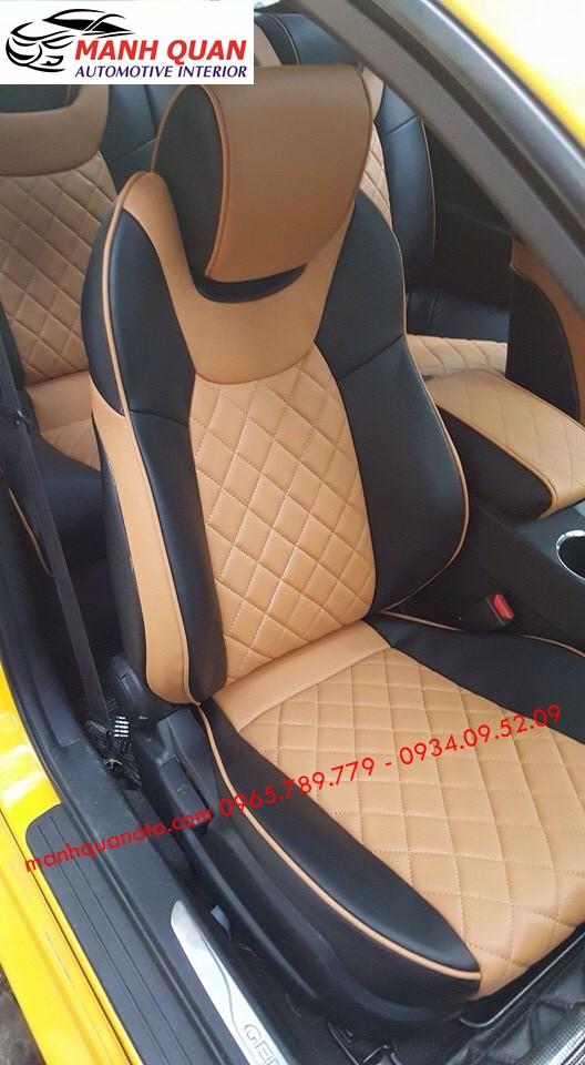 Bọc Ghế Da Xe Hyundai Sonata 2017   Đổi Màu Nội Thất Ô Tô