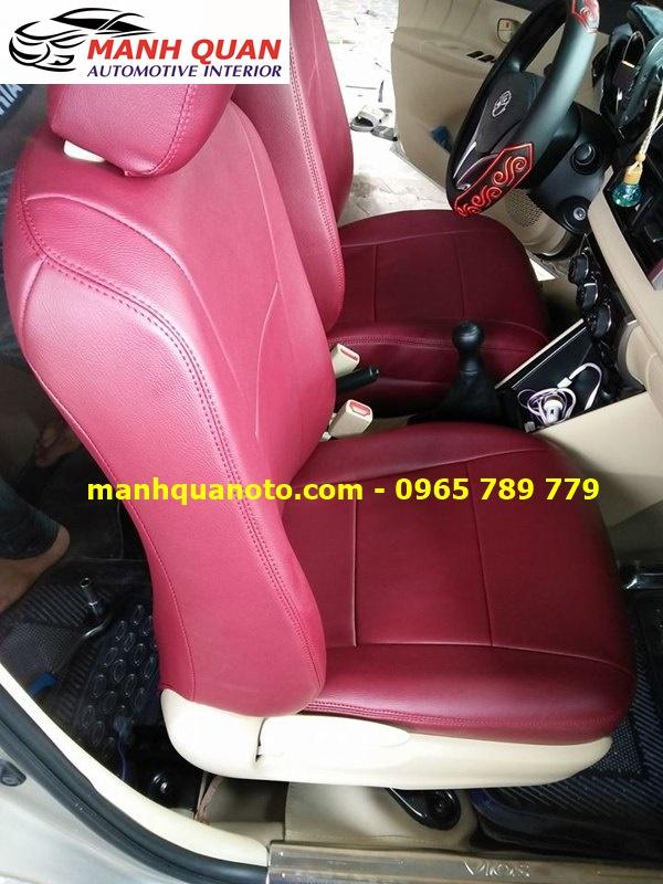 Bọc Ghế Da Xe Mazda MX5 2017 | Đổi Màu Nội Thất Ô Tô