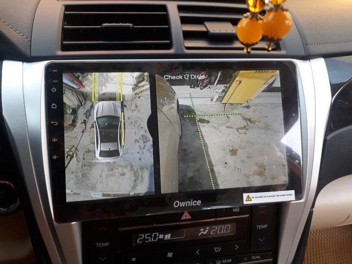 Camera 360 Độ Oview - Đẳng Cấp Camera Cho Toyota Camry | 0965789779