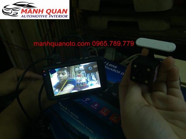 Camera Hành Trình Vicom DVR 820 Ghi Hình Trước Và Sau Xe BMW 6 Series