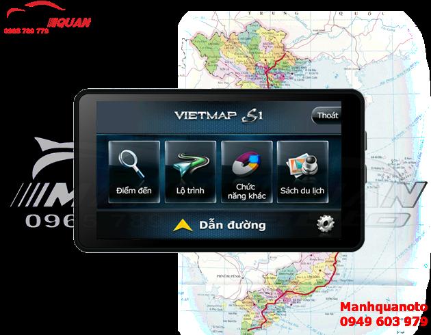 Camera Hành Trình Vietmap A50- Vừa Dẫn Đường Vừa Ghi Hình