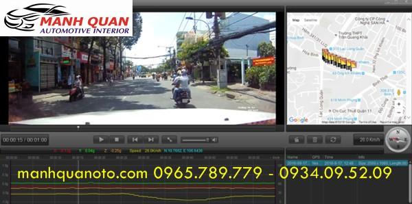 Camera Hành Trình VietMap K9 Pro Cảnh Báo Giao Thông Cho BMW 2 Series