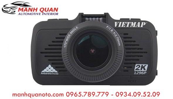 Camera Hành Trình VietMap K9 Pro Cảnh Báo Giao Thông Cho BMW i8