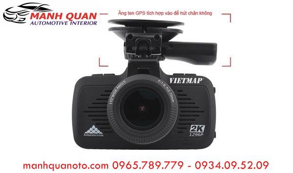 Camera Hành Trình VietMap K9 Pro Cảnh Báo Giao Thông Cho Nissan Navara