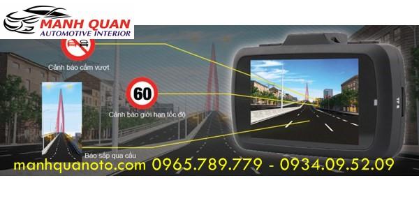 Camera Hành Trình VietMap K9 Pro Cảnh Báo Giao Thông Cho Subaru Forester