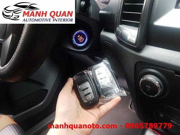 Chìa Khóa Thông Minh Smart Key Theo Xe Suzuki Ertiga