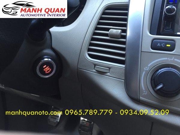 Chìa Khóa Thông Minh Start Stop Smart Key Cho Hyundai i30 2008 - 2013