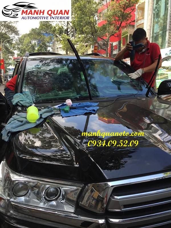 Dán Phim Cách Nhiệt Cho Xe Subaru WRX   Mạnh Quân Ô Tô