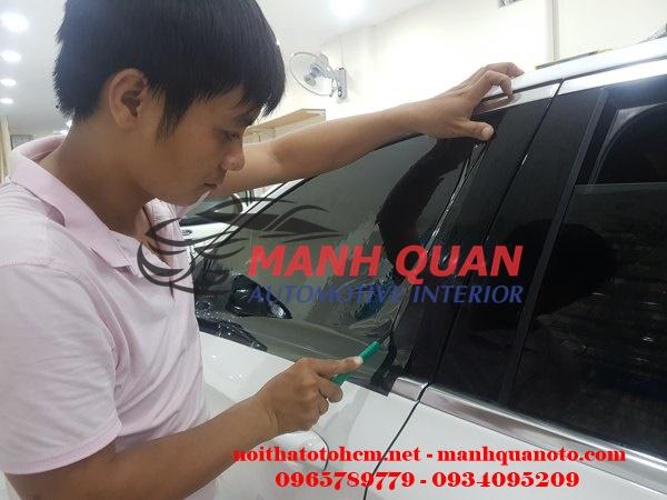 Dán Phim Cách Nhiệt Llumar Cho Hyundai Elantra