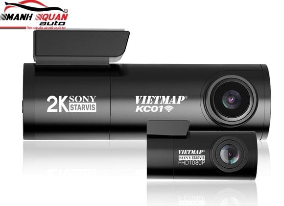 Đánh giá sơ lược camera hành trình Vietmap KC01 CBGT