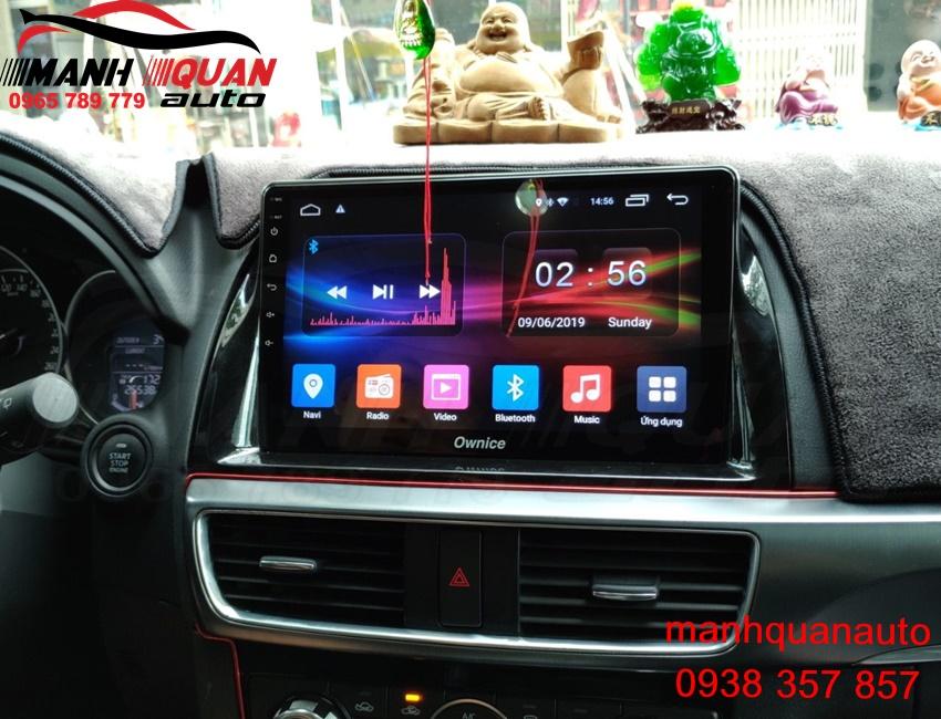 Đầu DVD Ownice C500+ Cho Mazda CX5 Gía Tốt Tại TPHCM