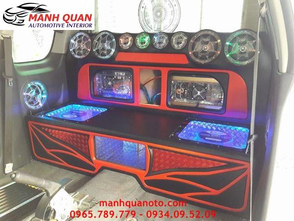 Độ Âm Thanh Cho Audi Q3 Chuyên Nghiệp | 0934095209