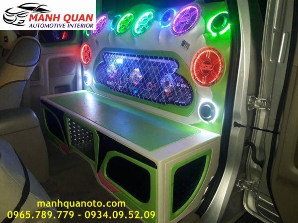 Độ Âm Thanh Cho Hyundai Elantra Chuyên Nghiệp