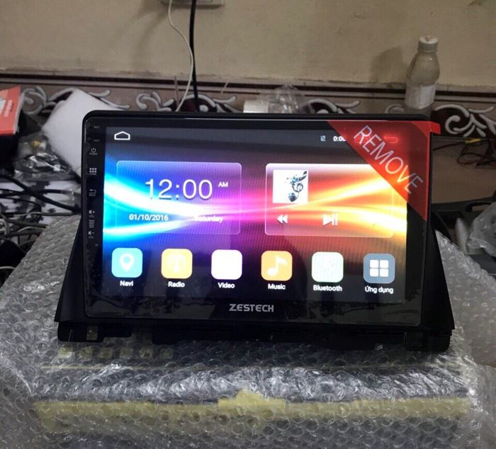 DVD Android Kia K5 - DVD Zestech Công Nghệ Nhật Cắm Sim 4G LTE