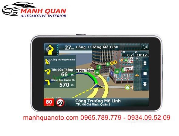 Gắn Camera Hành Trình VietMap A45 Ghi Hình Trước Sau Cho Daewoo Gentra SX