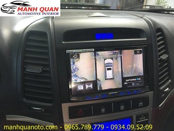 Gắn Màn Hình DVD Pioneer AVH-X8850BT Chính Hãng Cho Mercedes GLC Class Tại Quận Gò Vấp