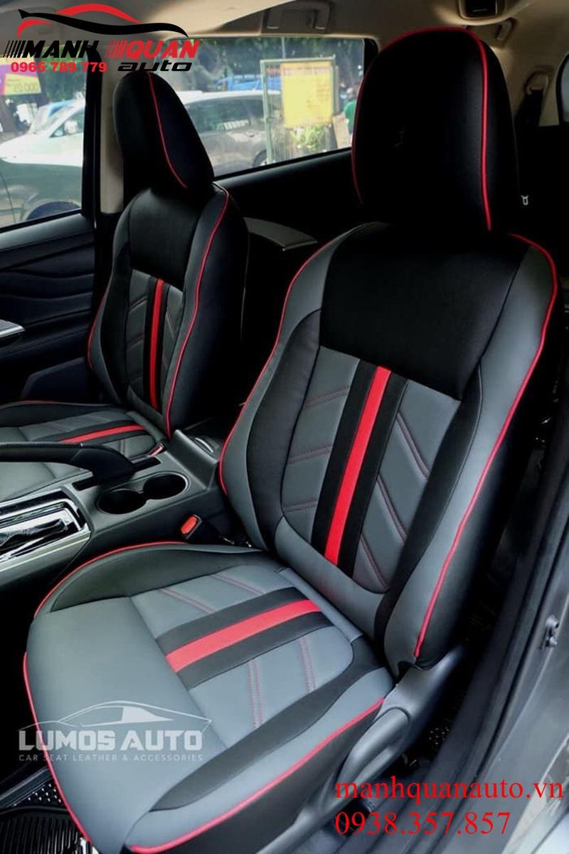 [HOT 2019] Tổng Hợp Các Mẫu Bọc Ghế Da Cực Sang Cho Mitsubishi Xpander