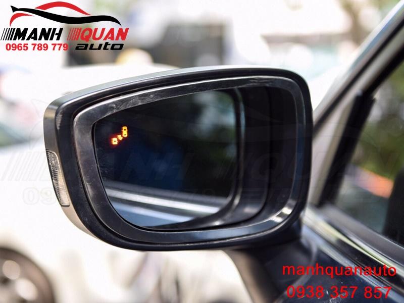 Lái Xe An Toàn Với Cảnh Báo Điểm Mù Trên Gương BMS-01