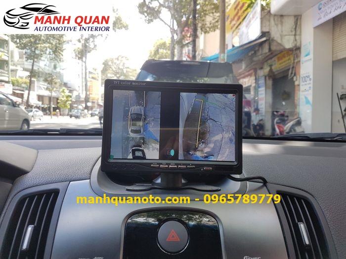 Lắp Camera 360 Độ Cho Toyota 86 | Camera 360 Oview Hàn Quốc