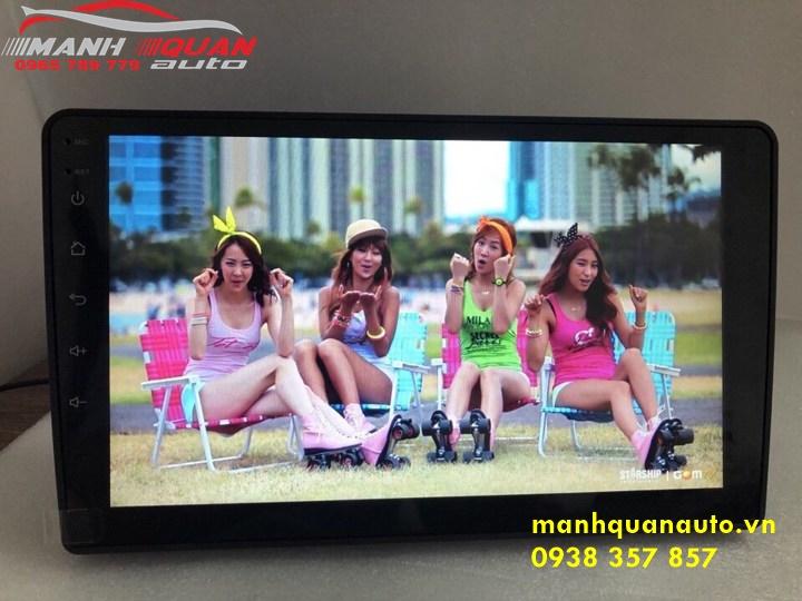 Lắp Đặt Đầu DVD Android Cao Cấp Cho Xe Ô Tô Ford Transit | 0965789779