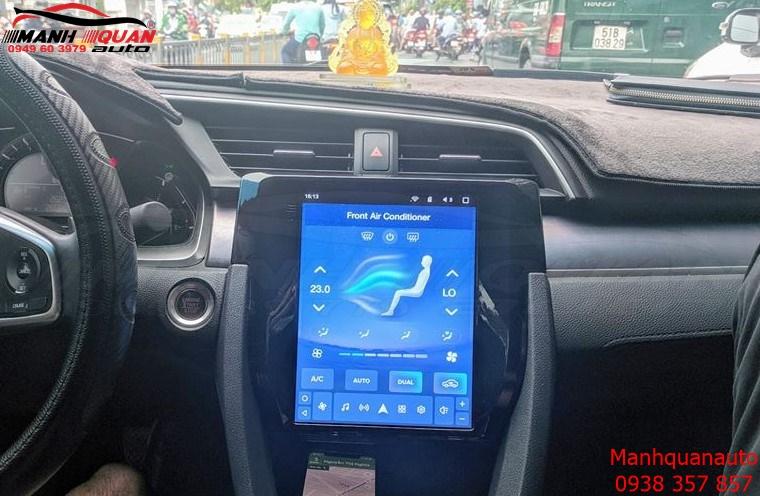 Màn Hình Android Teyes Tpro Khẳng Định Lại Màn Hình Tesla