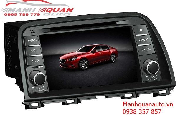 Màn Hình DVD Android 8.0 Cao Cấp Theo Xe Mazda 6   0965789779