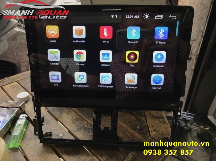Màn Hình DVD Android 8.0 theo xe Toyota Vios / 0965789779