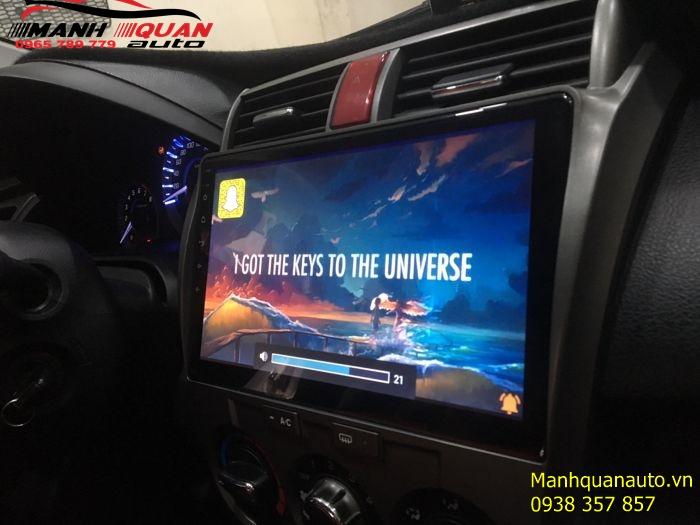 Màn Hình DVD Android Giá Rẻ Cao Cấp Nhất Cho Honda Civic 2013