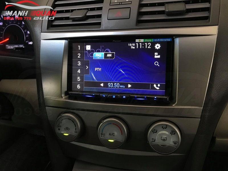 Màn Hình DVD Pioneer AVH-Z9150BT Cho Toyota Camry