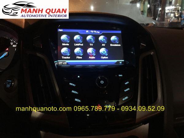 Màn Hình DVD Worca S90 Cho Ford Focus