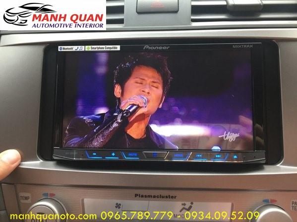 Màn Hình DVD Zin Theo Xe Toyota Hiace | DVD Pioneer 8850BT Cao Cấp