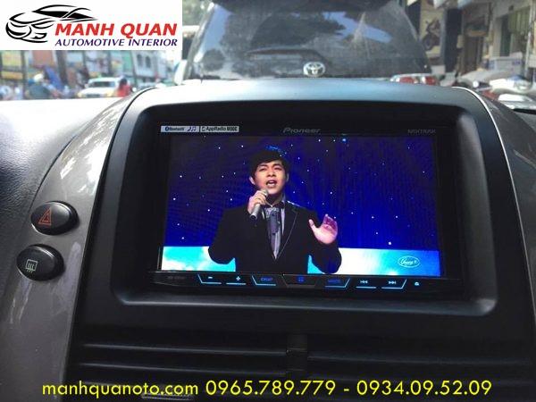 Màn Hình DVD Zin Theo Xe Toyota Prado | DVD Pioneer 8850BT Cao Cấp
