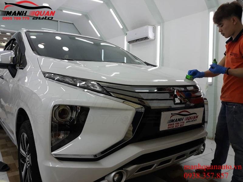 Phủ Sứ Ceramic Cho Mitsubishi Xpander - Bảo Vệ Sơn Xe Hiệu Quả