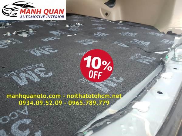 Phương Pháp Cách Âm Chống Ồn Xe Hyundai i10 Hiệu Quả   0965789779