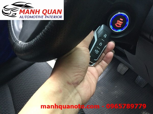 Start Stop SmartKey Cho Xe Mazda 2