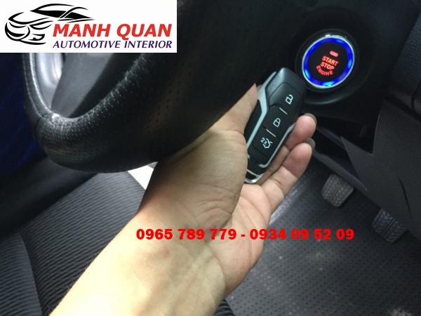 Start Stop SmartKey Cho Xe Mazda BT 50