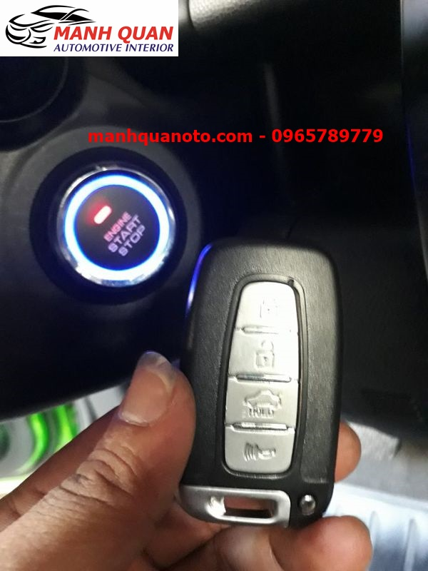 Start Stop SmartKey Cho Xe Mitsubishi Zinger